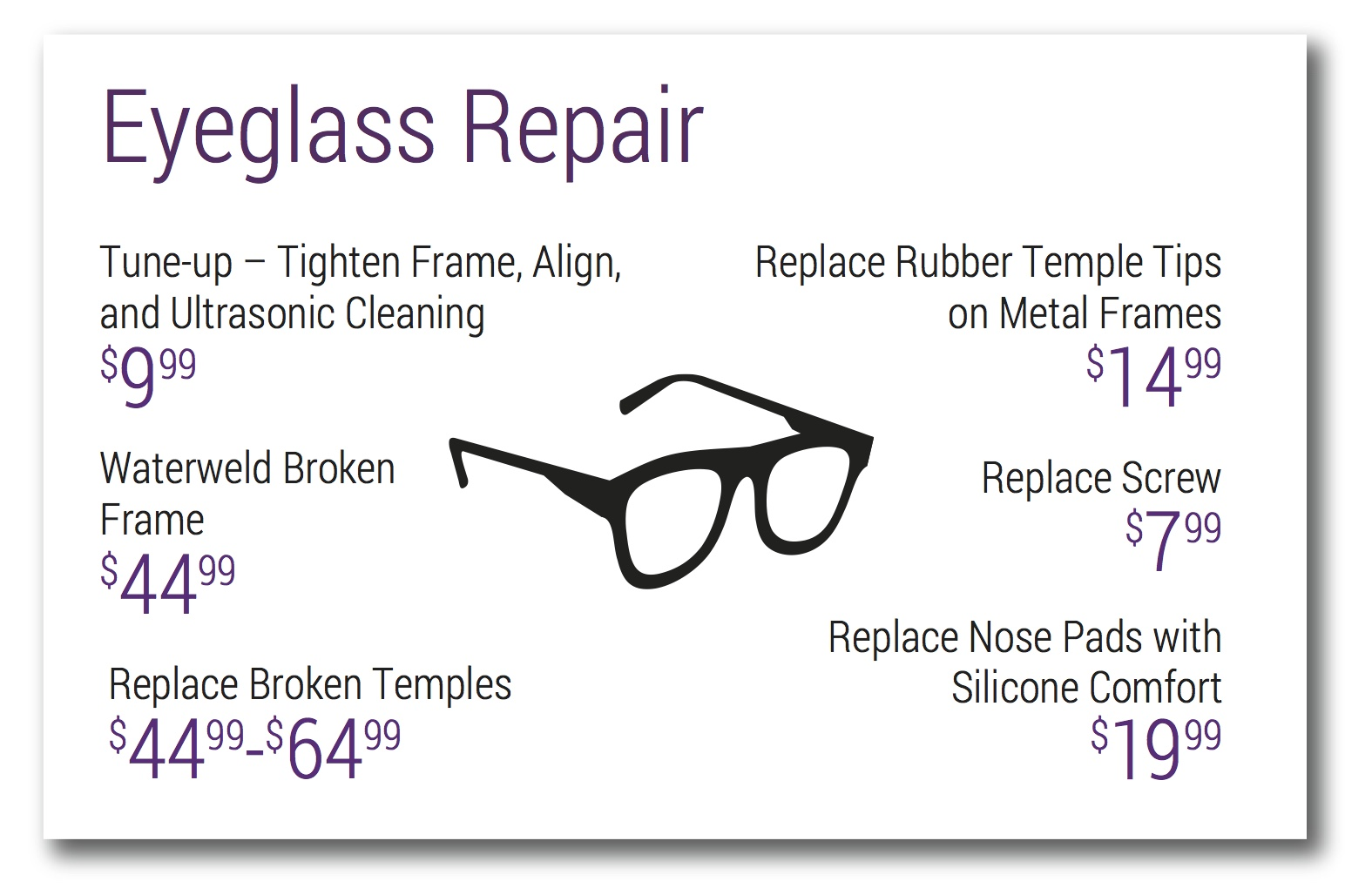 Luxury Replacement Eyeglass Frames Elaboration - Framed Art Ideas ...